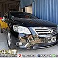 2011年 Toyota Camry 2.4 黑 I-Key、大螢幕、定速、雙區恆溫