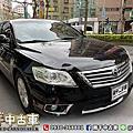 2010年 Toyota Camry 2.4 黑 僅跑六萬公里、I-KEY、升級安卓機