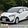 2018年 Toyota Sienta 1.8 白 七人座、雙側電滑門、循跡防滑