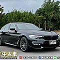 2017年 BMW 5-Series Sedan(NEW) 530i 黑 M-Sport總代理、升級Rays鍛造20吋鋁圈