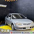 2006年 Ford Tierra 1.6 銀 一手車、實跑6萬公里