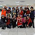中安隊歡度聖誕2013/12/24