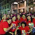 世紀舞蹈團節能減碳晚會&三重區社區關懷協會重陽敬老2014.9.27