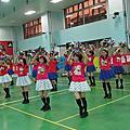 中山區土風舞聯歡會2014.10.12