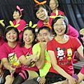 中華民國舞蹈運動協會觀摩會103.10.26