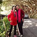 世紀玫瑰舞蹈社 陽明山一日遊2015.01.18
