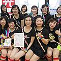 Younglady參加中正區舞會2015.3.7