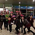 運動中心隊聖誕同樂會104.12.25