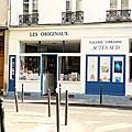 巴黎童書散步 第6區 Les Originaux