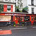 巴黎童書散步 第10區 Artazart