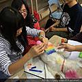 141127台北海洋技術學院噴染體驗