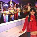 2007年12月30日香港太平山蠟像館