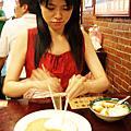 2007年6月30日新竹內灣吃牛奶麻糬+豆花