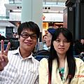 2007年12月29日香港機場