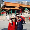 2007年12月31日香港黃大仙廟