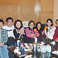 2007年12月6日大度山公司員工聚餐唱歌