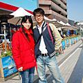 2008年1月1日香港的星光大道