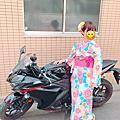 東京淺草和服 客人實穿照片