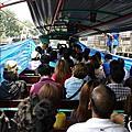 曼谷D2之運河公共快船新體驗
