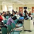2010/03/08 【院內】壢新醫院內科候診區衛教講座