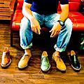 2014 SS 鞋