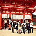 WH Day 52 京都上賀茂神社 下鴨神社