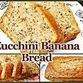 櫛瓜(Zucchini)香蕉蛋糕