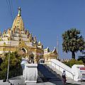 緬甸-仰光-佛牙塔