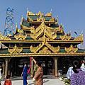 緬甸-仰光-郊丹佛-蓬萊仙島水中佛寺