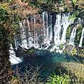 靜岡白絲瀑布
