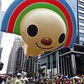 2015新北市歡樂耶誕城大氣球遊行