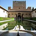 令人驚豔的阿爾汗布拉宮La Alhambra