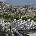 美不勝收的尖端城塞Uchisar及鴿子谷
