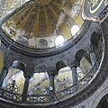 穠纖合度的聖索菲亞博物館Ayasofya Muzesi