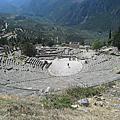 地球的肚臍之德爾菲Delphi