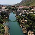 令人心曠神怡的莫斯塔爾Mostar
