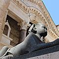 多重滋味的斯普利特舊城Split