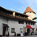 大失所望的布萊德城堡Bled Castle
