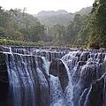 孝子山、三貂嶺瀑布群、十分瀑布