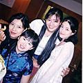 19990611大學謝師宴