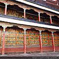 20170721西藏札什倫布寺、羅布林卡