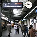 瑞士火車之旅Day1