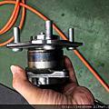 米其林TYREPLUS馳加汽車服務中心換輪胎+右後輪軸承