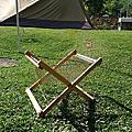 035 瀝水籃木架