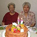 阿姨60生日