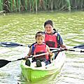 水域活動-獨木舟
