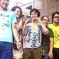 08/5/10蘇打綠陪風歌唱