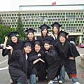 2004.6.1學士服外拍