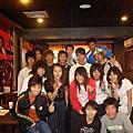 師大全排在吉川秀聚餐