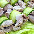 10/4 快速上菜:烤肉食材變料理